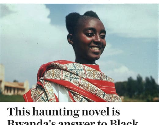 The Sunday Telegraph a publié une nouvelle belle critique de Lucy Scholes sur mon roman 'Our Lady of Nile' , traduit par Melainie Mauthner. Mon ouvrage vient de paraitre aux Royaume-Uni aux éditions Daunt Books. Rwanda novel genocide memoir