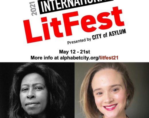 Je vous invite à me suivre pour une discussion online avec la professeure de littérature Jeanne-Marie Jackson dans le cadre du Pittsburgh International Literary Festival le 16 mai 2021 à 20h.