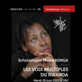 Conférence – Dédicace à Enghien-les-bains le 29 juin